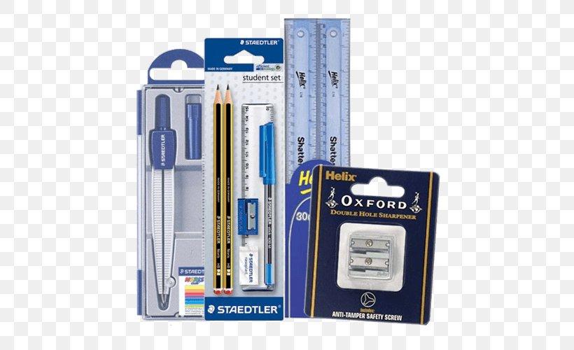Helix Single Hole Sharpener and Eraser Set