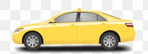 Taxi - Taxi Logan International Airport Clip Art PNG