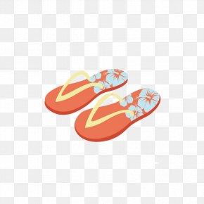 Sandals - Flip-flops Slipper Euclidean Vector PNG