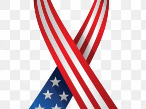 Iroquois Ribbon - United States Of America Veterans Day Clip Art Free Content PNG