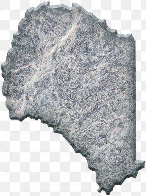 Leaf Stone Sculpture - Rock Background PNG