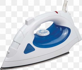Steam Iron - Clothes Iron Electricity Clip Art PNG