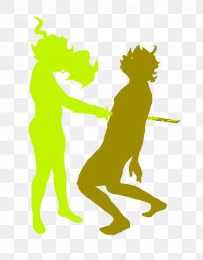 Silhouette - Mammal Silhouette Human Behavior Clip Art PNG