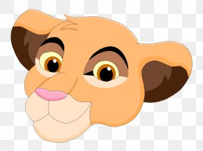 Lion - Whiskers Lion Puppy Dog Cat PNG