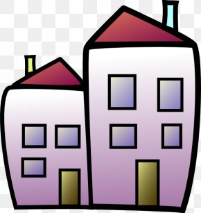Apartments Cliparts - House Housing Renting Apartment Building PNG