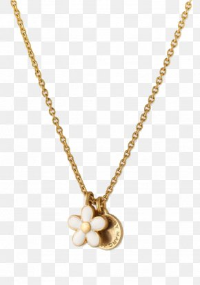 Necklace - Charms & Pendants Necklace Colored Gold Jewellery PNG