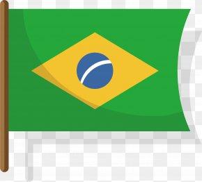 Vector Flag - Green Euclidean Vector National Flag PNG