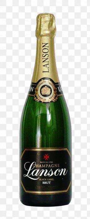 Wine Bottle - White Wine Champagne Sparkling Wine Distilled Beverage PNG