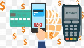 Mobile Phone Credit Card Payment - Mobile Payment Credit Card Gratis PNG