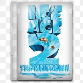 Ice Age The Meltdown - Technology Aqua Font PNG