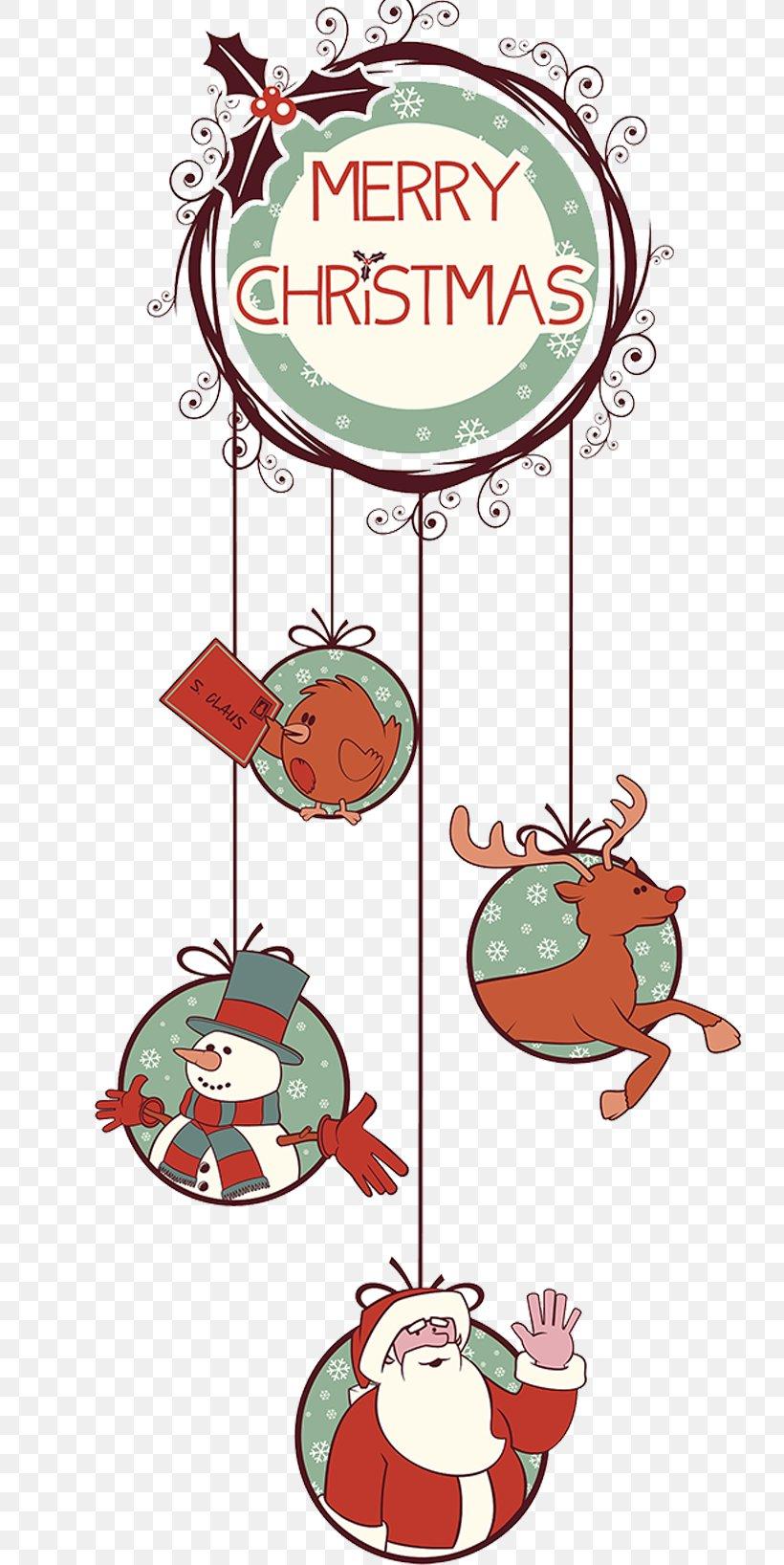 Rudolph Christmas Tree Christmas Decoration, PNG, 733x1636px, Christmas Tree, Area, Art, Cartoon, Christmas Download Free