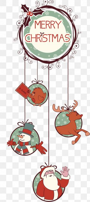 Christmas Decorations - Rudolph Christmas Tree Christmas Decoration PNG