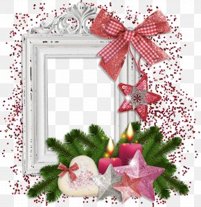 Easter Frame - Picture Frames Christmas Ornament Ansichtkaart New Year PNG