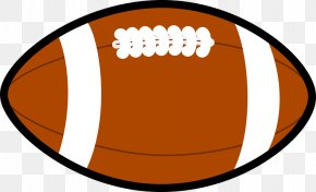 American Football Ball - American Football Alabama Crimson Tide Football Clip Art PNG