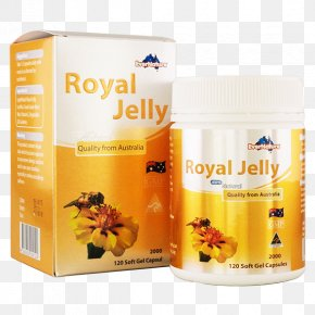 Health - Royal Jelly Dietary Supplement Health Nutrition Vitamin PNG