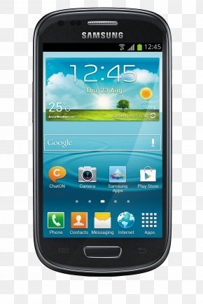 Samsung - Samsung Galaxy S III Telephone Android Super AMOLED PNG