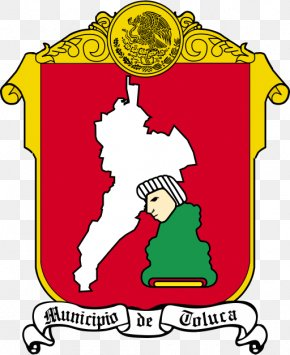 Municipio Vii - Toluca Mexico City Coat Of Arms Vector Graphics Valley Of Mexico PNG