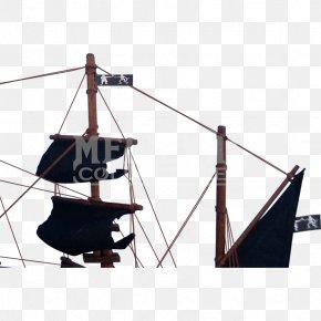 Ship - Tall Ship Piracy International Waters Sail PNG