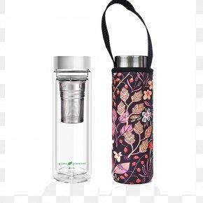 Glass - Water Bottles Glass Bottle Tea PNG