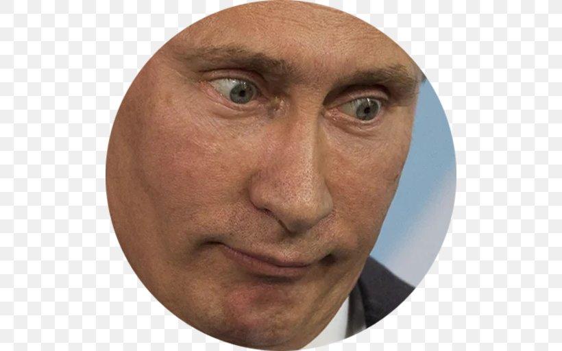 Vladimir Putin Telegram President Of Russia United States, PNG, 512x512px, Vladimir Putin, Cheek, Chin, Close Up, Elder Download Free