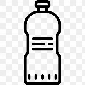 Mineral Water - Water Bottles Clip Art PNG