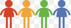 Linking Cliparts - Collaboration Teamwork Free Content Clip Art PNG