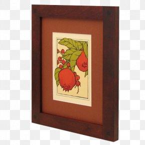 Wood - Picture Frames Wood Mahogany Framing Eastern Black Walnut PNG