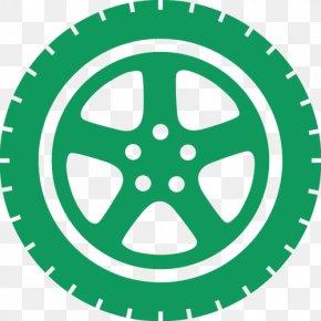 Car - Car Tire Wheel PNG