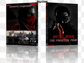 Metal Gear Solid V The Phantom Pain - Metal Gear Solid V: The Phantom Pain Video Game Electronics Poster Collecting PNG