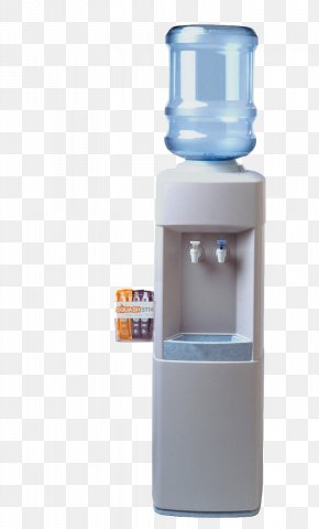Water Bottle - Water Filter Water Cooler Culligan Bottled Water PNG