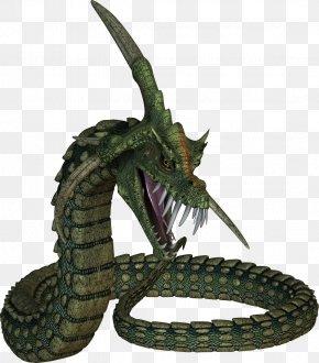 Creature - Snake Legendary Creature PNG