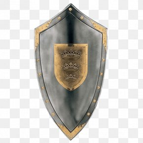 Shield - Toledo Kite Shield Round Shield Weapon PNG