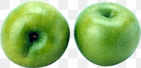 Apple - Granny Smith Apple Fruit PNG