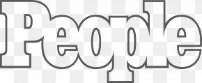 Magazine - People Magazine Logo Time Inc. Celebrity PNG