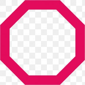 Octagon Cliparts - ICO Plain Text Icon PNG