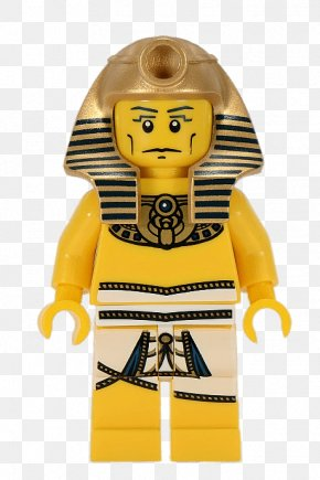 The Greatest Pharaoh - Lego Minifigures Pharaoh Nemes PNG