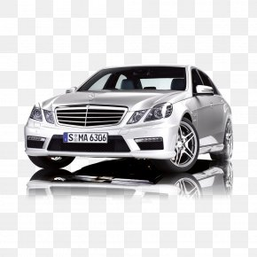 Silver Luxury Car - Used Car Mercedes-Benz Vehicle Brand PNG