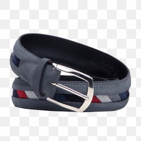 Bo Men's Suede Suede Belt Hit Color - Belt Buckle Suede PNG