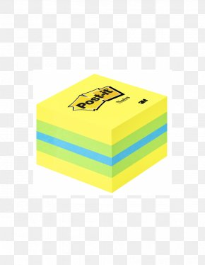 Post-it Note - Post-it Note Yellow Color Price PNG