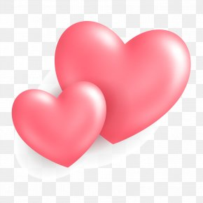 Heart - Love Heart Valentine's Day PNG