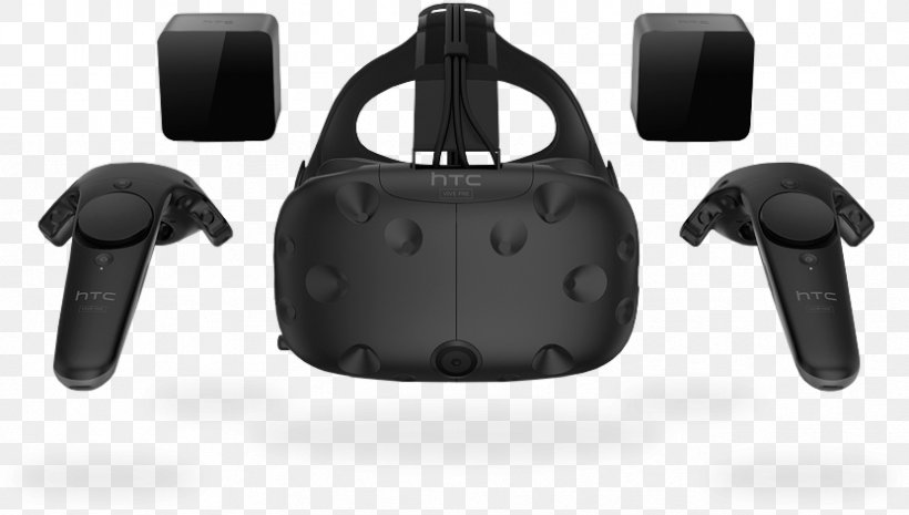 HTC Vive Oculus Rift Head-mounted Display Virtual Reality Headset, PNG, 832x472px, Htc Vive, Game, Hardware, Headmounted Display, Htc Download Free