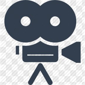 Movie Camera Icon - Photographic Film Film Industry Clip Art PNG