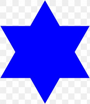 Pictures Of Star Of David - Star Of David Judaism Wikimedia Commons Clip Art PNG