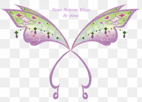 Wings - Tecna Aisha Bloom Musa Roxy PNG