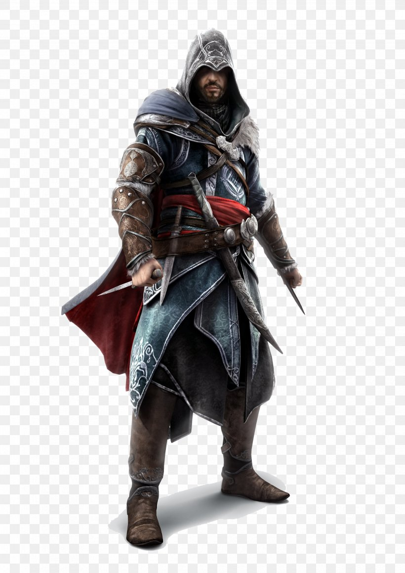 Assassins Creed III Assassins Creed: Brotherhood Assassins Creed: Revelations, PNG, 2480x3508px, Assassins Creed Ii, Action Figure, Altaxefr Ibnlaahad, Armour, Assassins Download Free