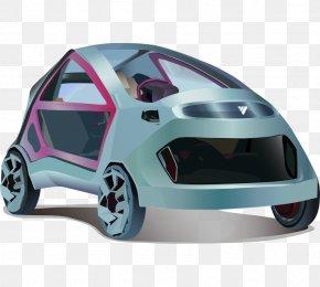 Modern Fashion Style Hand-painted Cartoon Concept Car - Car Door Futian District Auto Show Hyundai Motor Company PNG