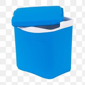 COOLER - Electric Blue Cobalt Blue Aqua PNG