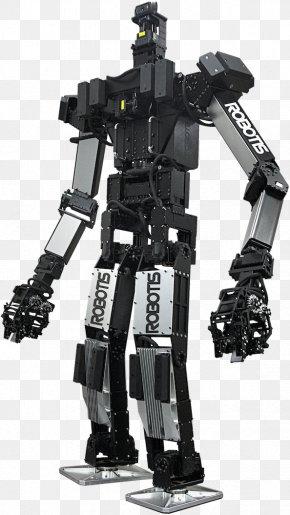 Futuristic Robots - Robotis Bioloid DARPA Robotics Challenge DARPA Grand Challenge PNG