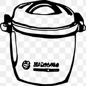 Cooker Cliparts - Rice Cooker Cooking Clip Art PNG