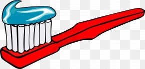 Vector Toothbrush - Toothpaste Toothbrush Mouthwash Dentistry Clip Art PNG